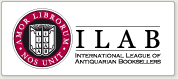 ILAB(国際古書籍商連盟)